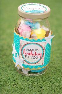Ideas para souvenirs con frascos
