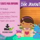 kit gratis para imprimir de doctora juguetes