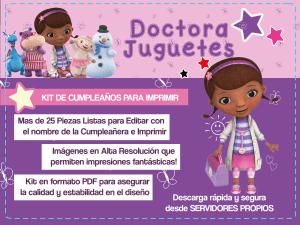 Kit para imprimir doc juguetes