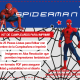 Kit imprimible de spiderman para cumpleaños