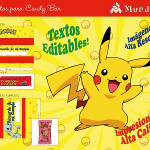 stickers de pokemon para imprimir
