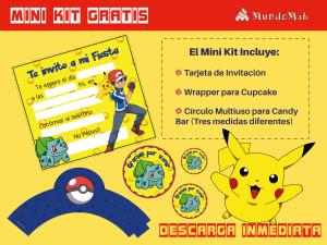 imprimibles gratis de pokemon para descargar