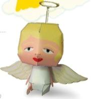 angelito 3D para imprimir