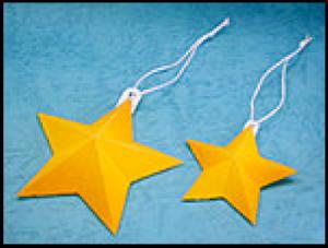 estrella de navidad para imprimir