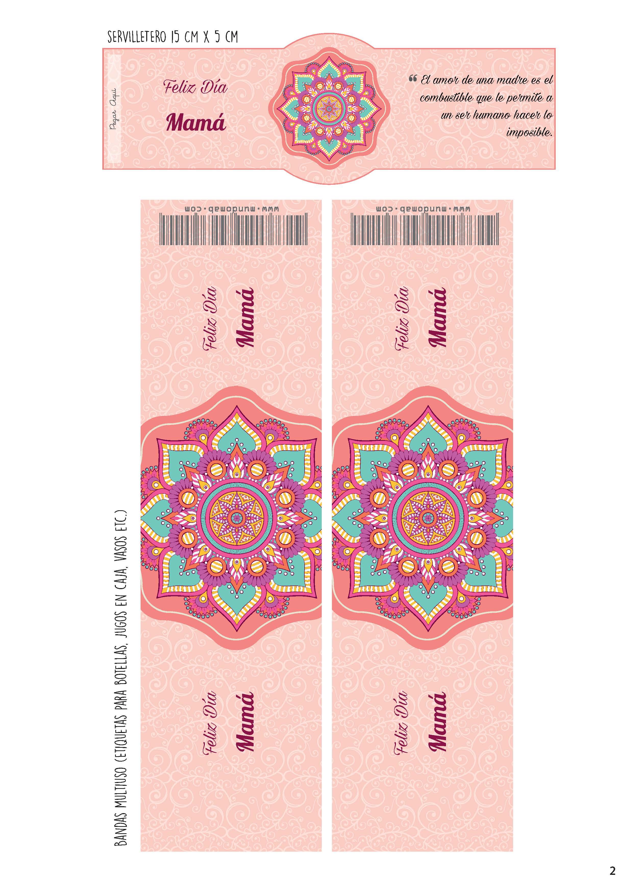Mundomab Diseño De Kits Imprimibles
