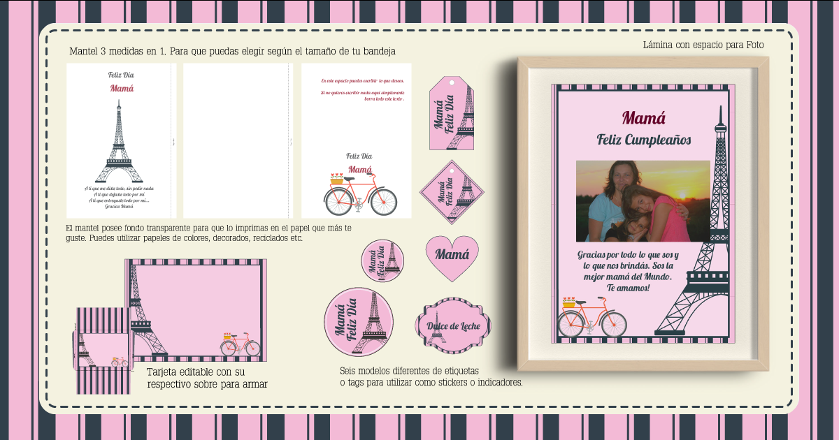 tarjeta de cumpleaños para imprimir